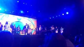 """Los Ángeles Azules """"Cumbia Sinfónica""""   Mi único amor   Auditorio Nacional   2016"""
