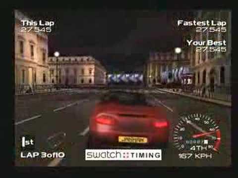 Metropolis Street Racer: Club Paris