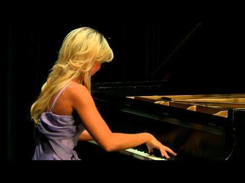 Natalia Kartashova plays Chopin - Impromptu in Ab major