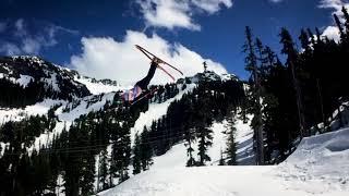 First T-Shirt Ski Lap | GoWhistler x HITCASE
