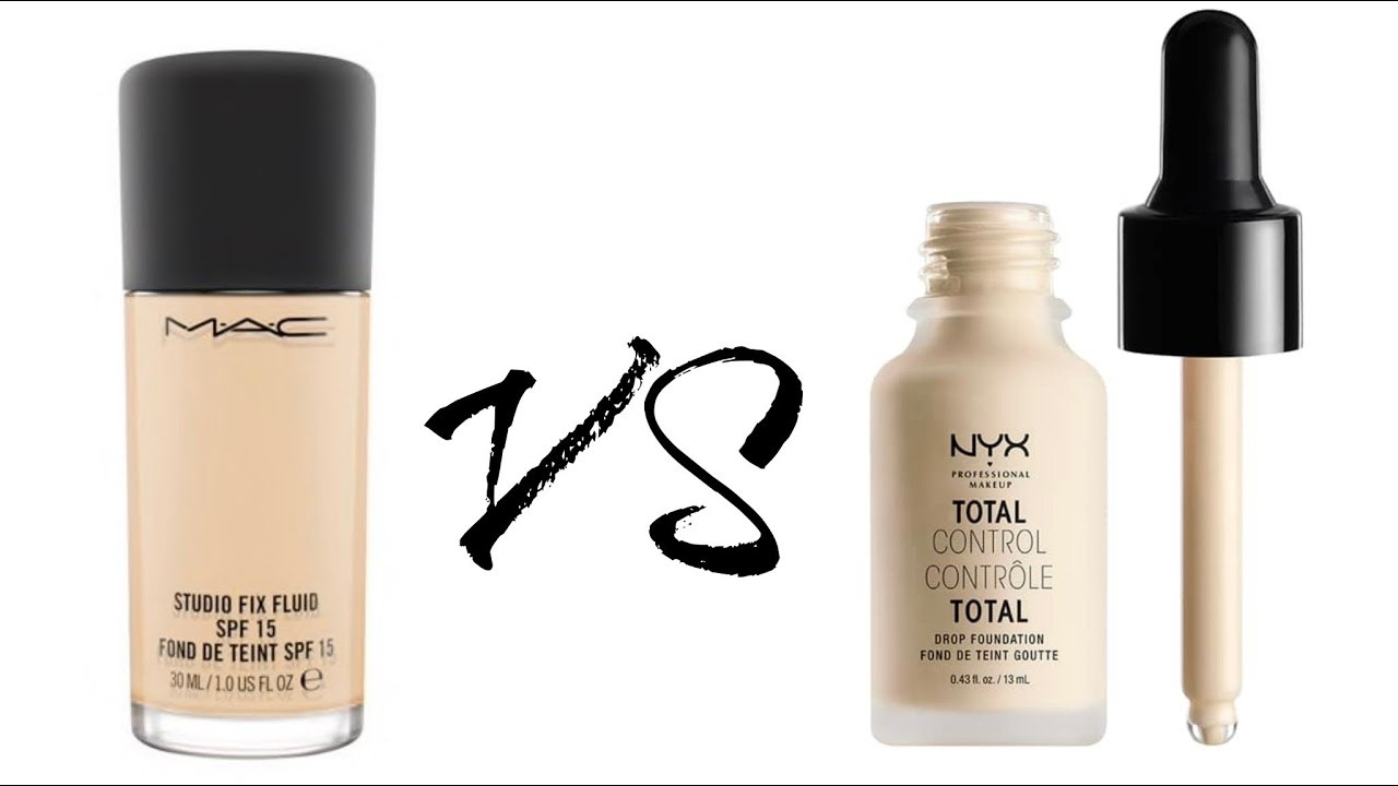 MAC Foundation Drugstore Dupes Hair amp Beauty Mac