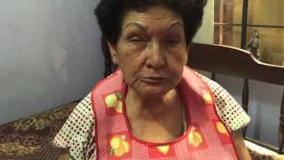 La abuela Norma ¿Qué prefieres el  amor o el dinero?