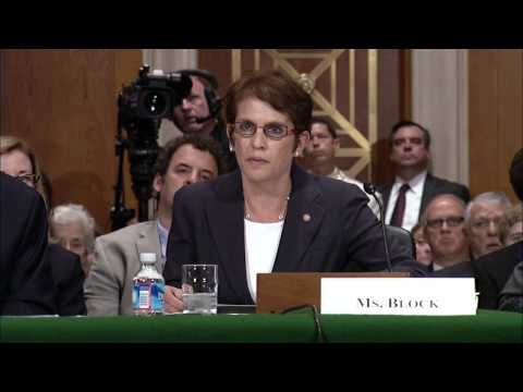 Senator Murphy Introduces Connecticut Native Sharon Block at HELP Hearing on NLRB