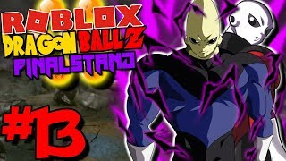 GOD OF DESTRUCTION JIREN RACE IS HERE! OMG! | Roblox: Dragon Ball Z Final Stand (Jiren) - Episode 13
