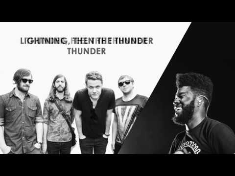 Imagine Dragons & Khalid - Thunder / Young Dumb & Broke (Medley) [Lyrics & Hi-Res]