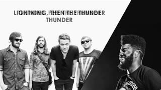 Imagine Dragons & Khalid - Thunder / Young Dumb & Broke (Medley) [Lyrics & Hi-Res] Mp3