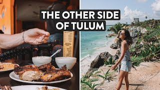 One Day In Tulum, Mexico ❤️ Is it worth it? Mayan Ruins Beach Video