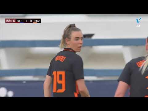 Spain Women - Netherlands Women (Oranjeleeuwinnen) || Friendly || 09-04-2021 || SECOND HALF