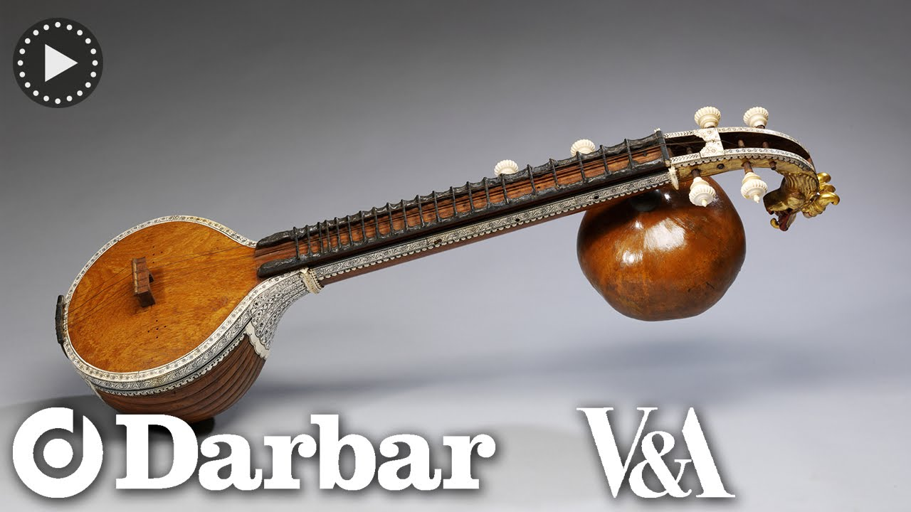 indian classical music instrument - saraswati veena - youtube