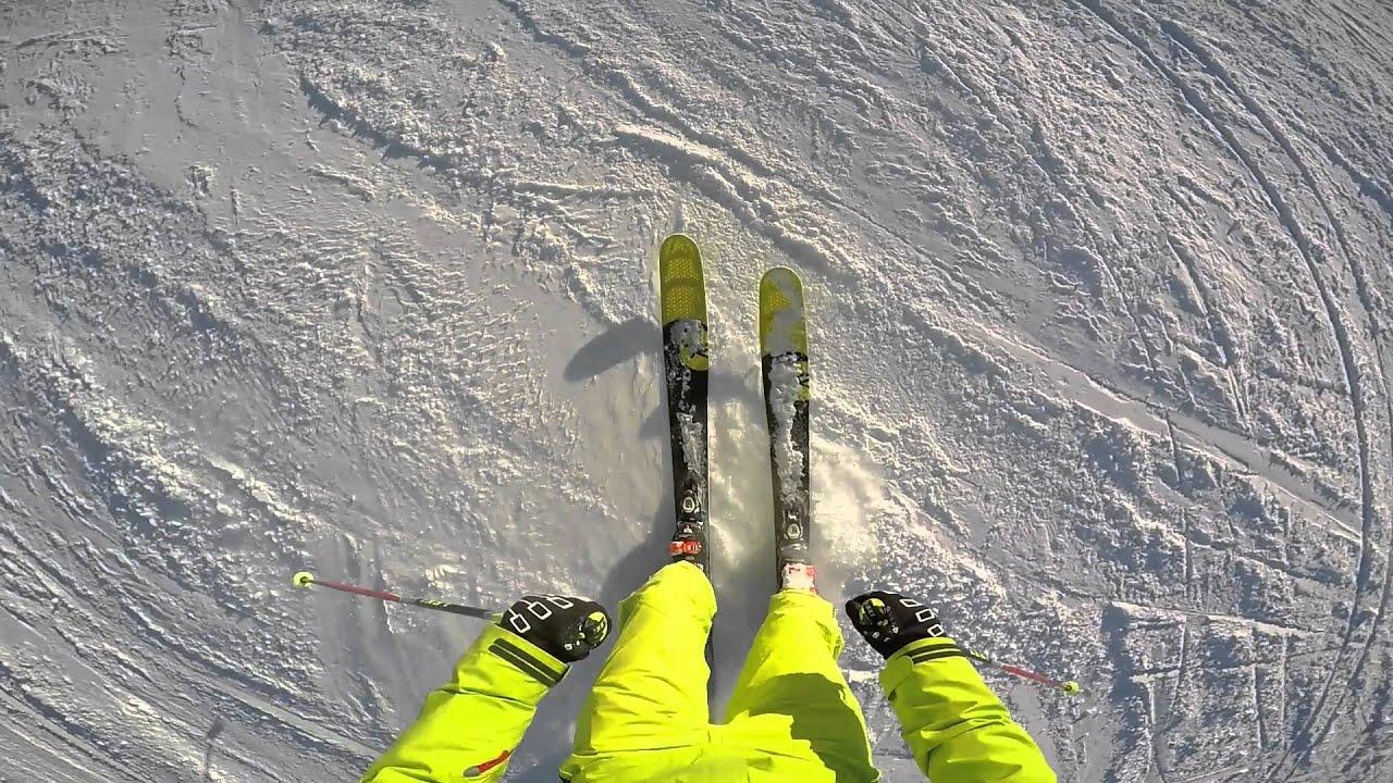 Skiing: 2016