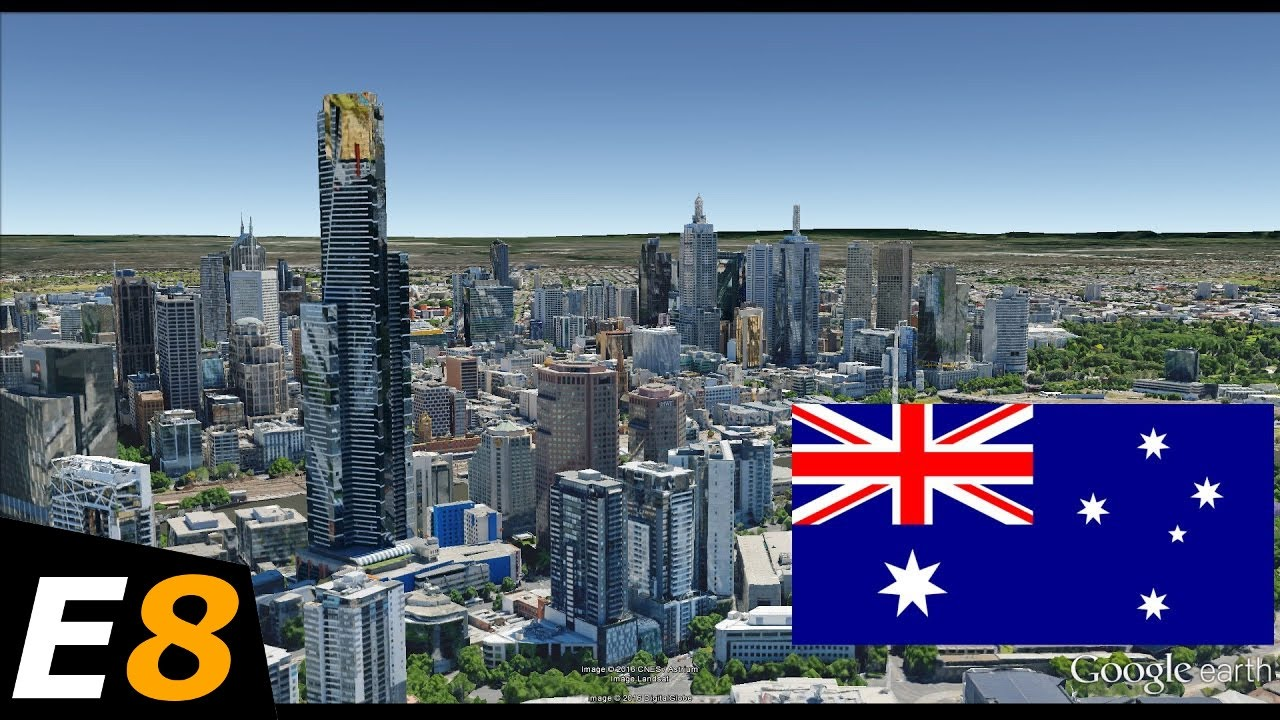 Top 10 Tallest Buildings in Australia - YouTube