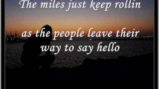 3 Doors Down-Im here without you baby [+Lyrics]