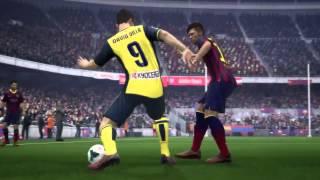 FIFA 14 — трейлер версий для Xbox 360, PS3 и PC