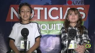 2. Noticias Chiquiticas - Noticiero Infantil Canal Zona 6 Tv