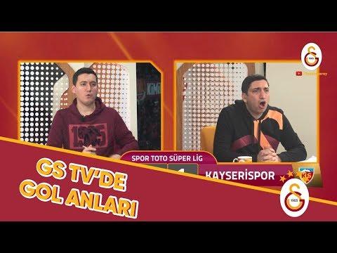 GSTV'de Gol Anları!