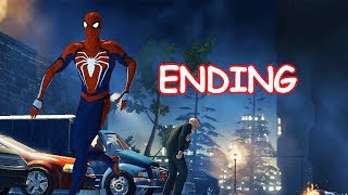 Playing as PS4 Spider-man - Ending Carnage - The Amazing Spider-man 2 (PC)