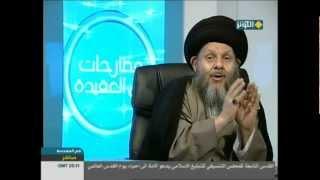 اسئلة أكاديمي سعودي من المدرسة الوهابية