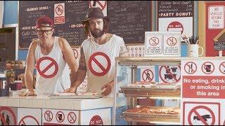 BONDI HIPSTERS IN PORTLAND - The Donut Scene