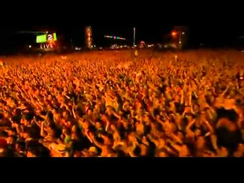 Jay Z brings out Kanye West for Run This Town, Isle of Wight Festival '10