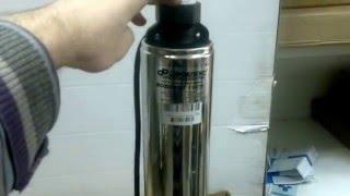 видео насос погружной для скважины джилекс