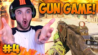 """WHO DO I SHOOT...!?"" - Black Ops 3 GUN GAME! #4 - LIVE w/ Ali-A"