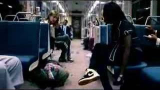 "STEP UP 2 THE STREETS - ""Subway Prank"" Clip"