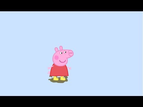 Peppa Pig English Full Episodes Games Diving Game - Papa Pig Learns to Dive & Swim