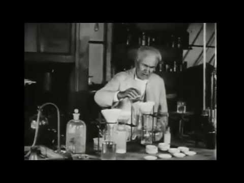 Thomas Alva  Edison  1922 rare Interview documentary