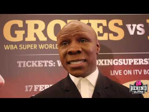 CHRIS EUBANK FULL ASSESSMENT & ANALYSIS OF GEORGE GROVES-CHRIS EUBANK JR PRESS CONFERENCE