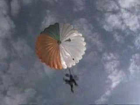 Parachute Testing