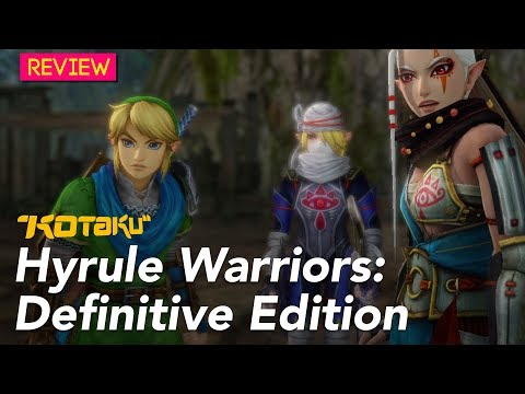 Hyrule Warriors: Definitive Edition Video Review