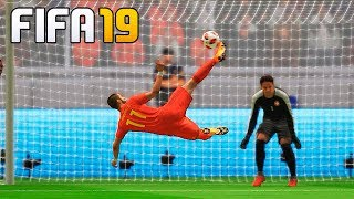 Belgium vs Switzerland - FIFA 19 Gameplay PC (CPU vs CPU)