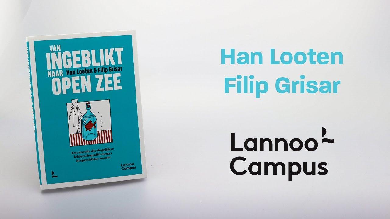 The Boxring met Han Looten / Filip Grisar - in samenwerking met Lannoo Campus.