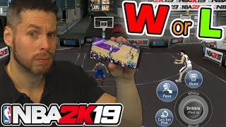 Playing NBA 2K19 on your PHONE? Is it good?