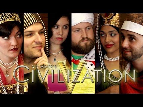 civilization игре проблемы 5 в сетевой
