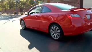 Honda 7 Day Test Drive: Civic Si Coupe / My Life