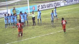 Download Video Perseru vs persela 2 MP3 3GP MP4
