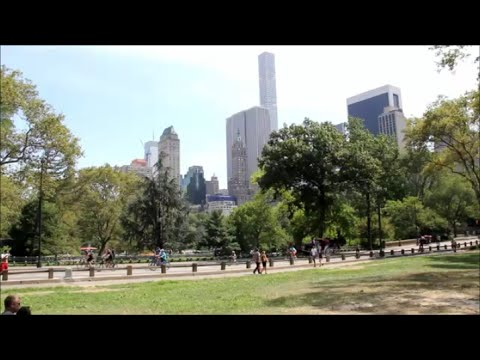 Central Park New York City USA America Best Tourist Places Attractions to Travel Visit in the World