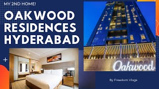 Oakwood Residences Kapil Hyderabad Facilities And Ambience Tour By Freedom Vlogs Best Time In HYD