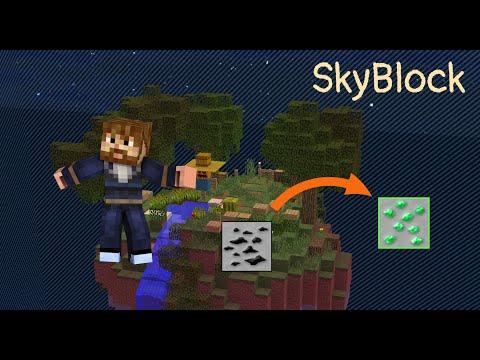 Лучшая стратегия развития 📈 | New Skyblock 1
