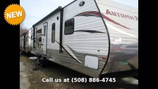 2014 Starcraft Autumn Ridge 315rks, Travel Trailer Rear Kitchen, In Rutland, Ma