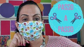 Veja Fácil Fazer Essa Mascara de Proteção