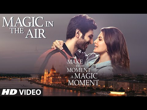Magic in the air | Jacqueline Fernandez | Kartik Aaryan | Happy Productions