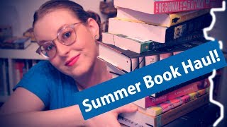 Back with a book haul