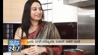 Seg_3 - Aaha Aduge Mane: Kitchen Interior Design Ideas - 25 March - Suvarna News