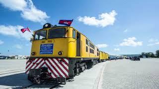 Cambodia's Train 2018
