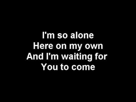 Lyrics containing the term: all i ever wanted