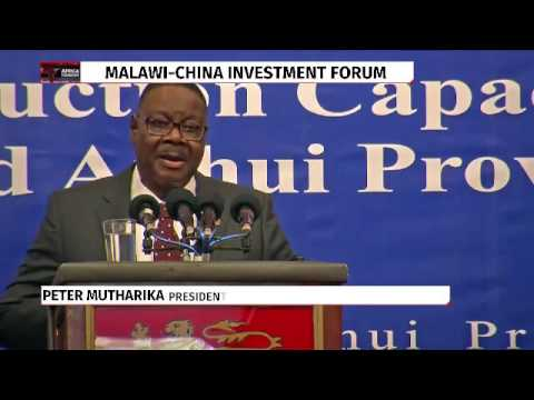 Malawi lures Chinese investment