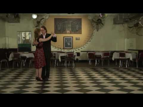 """Tango lernen mit DVD 1 """"Tango de Salón I"""" - Deutsch"""