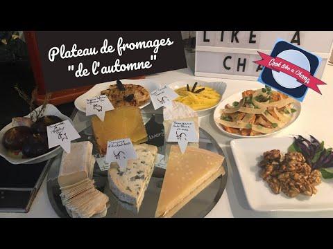 """plateau-de-fromages-""""de-l'automne"""""""